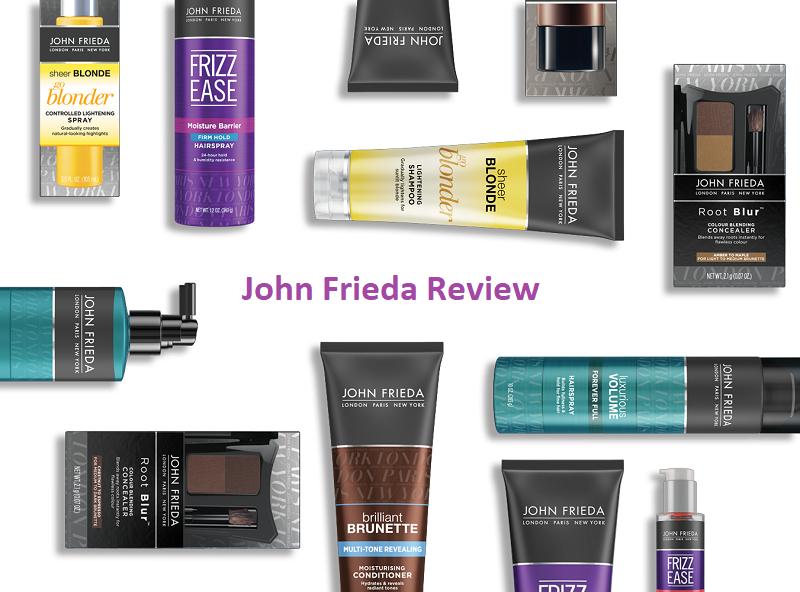 John Frieda Review