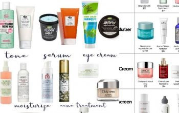 Skincare Routine For Dry And Oily Skin