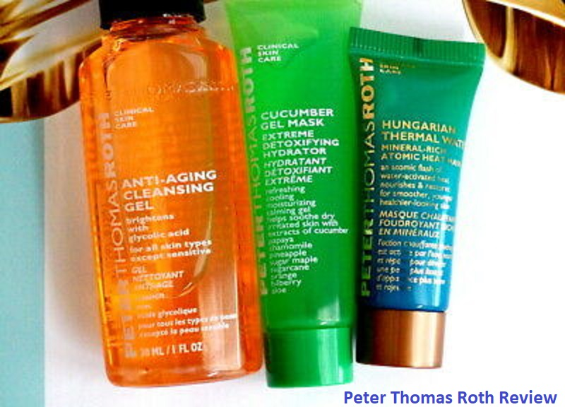 Peter Thomas Roth Review