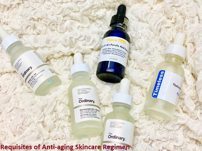 Requisites of Anti-aging Skincare Regimen