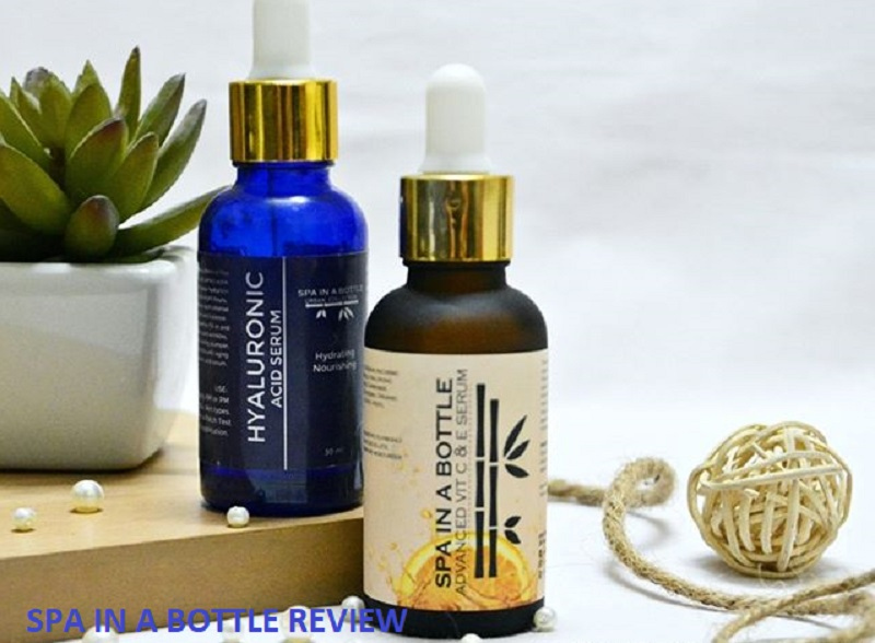 SPA IN A BOTTLE Review