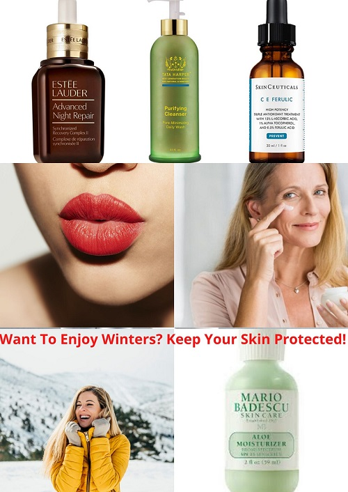 Want To Enjoy Winters? Keep Your Skin Protected!